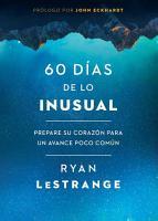 60 das de lo inusual   60 Days of Unusual PDF