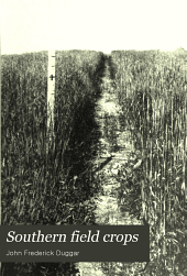 Southern field crops
