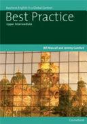 Best Practice Upper Intermediate Coursebook PDF