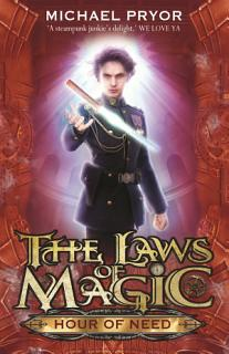 Laws Of Magic 6  Hour Of Need Book