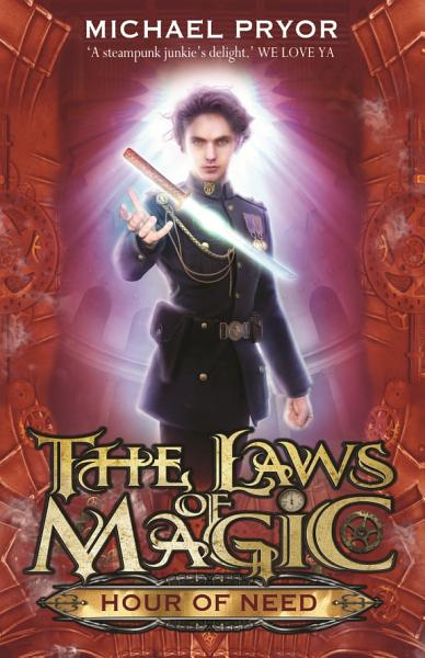 Laws Of Magic 6 Hour Of Need