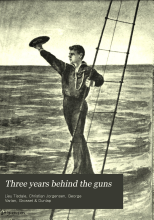 Three Years Behind the Guns PDF