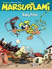 Marsupilami – tome 5 - Baby Prinz