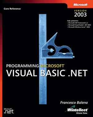 Programming Microsoft Visual Basic  NET Version 2003