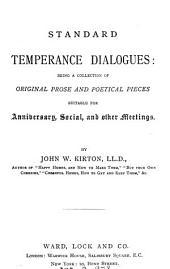 Standard temperance dialogues
