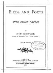 Birds and Poets: With Other Papers