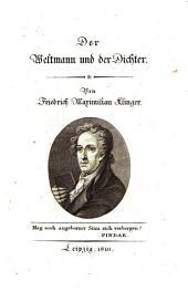 Der Weltmann und der Dichter: Band 11