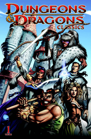 Dungeons   Dragons  Classics Vol  1