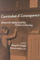 Curriculum   Consequence PDF