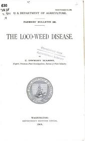 The loco-weed disease