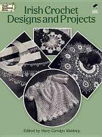 Irish Crochet Designs and Projects