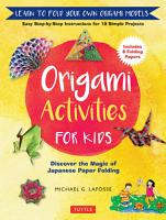 Origami Activities for Kids PDF