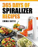 Spiralizer Book PDF