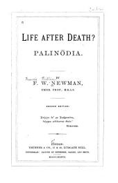 Life After Death?: Palinōdia
