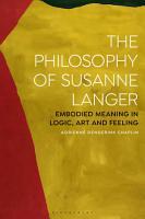 The Philosophy of Susanne Langer PDF