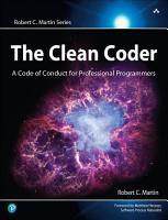 The Clean Coder PDF