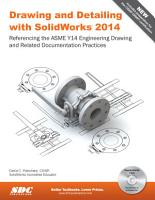 Drawing and Detailing with SolidWorks 2014 PDF