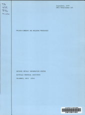 Pulsed current Arc Welding Processes PDF