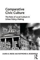 Comparative Civic Culture PDF
