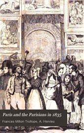 Paris and the Parisians in 1835