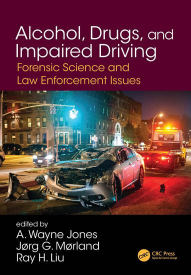 Alcohol  Drugs  and Impaired Driving PDF