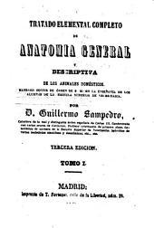 Tratado elemental completo de Anatomía general y descriptiva de los animales domésticos