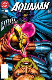 Aquaman (1994-) #40