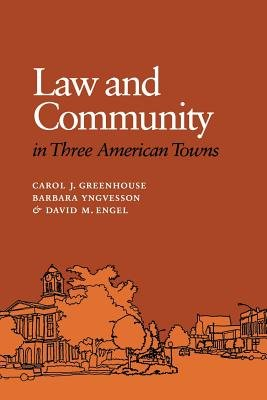 Law and Community in Three American Towns PDF