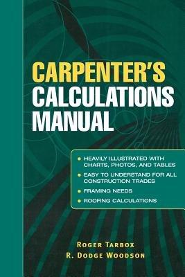 Carpenter s Calculations Manual