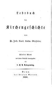 Lehrbuch der kirchengeschichte: Band 5