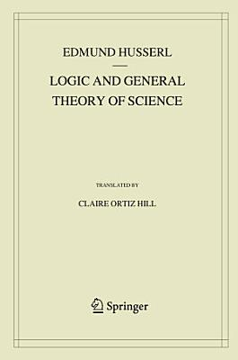 Logic and General Theory of Science