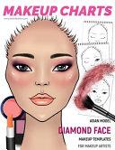 Makeup Charts - Face Charts for Makeup Artists