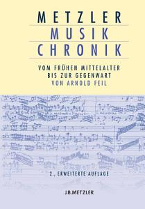 Metzler Musik Chronik PDF