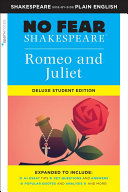 Romeo and Juliet: No Fear Shakespeare Deluxe Student Edition