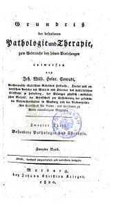 Abnorme Ausleerungen (etc.): 2 : Besondere Pathologie und Therapie ; 2