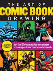 The Art Of Comic Book Drawing Book PDF