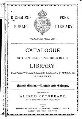 Catalogue of the Whole of the Books in the Library PDF