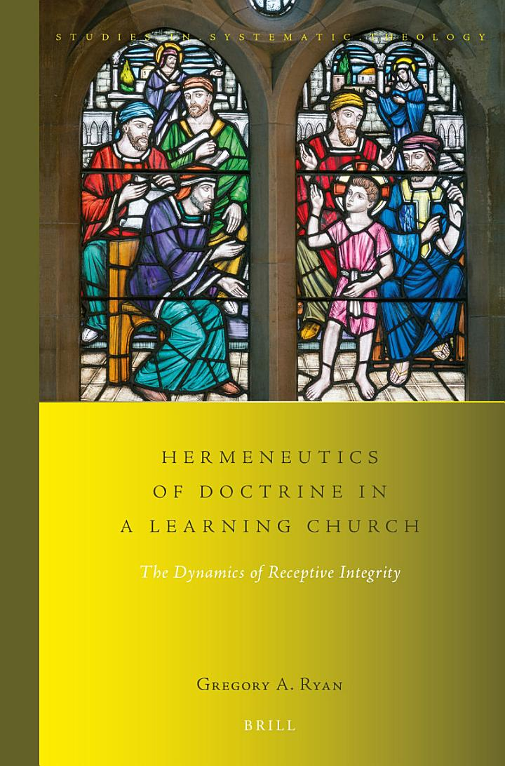 Hermeneutics of Doctrine in a Learning Church