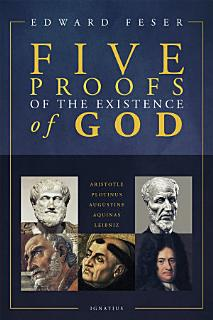 Five Proofs for the Existence of God Book