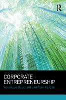 Corporate Entrepreneurship PDF