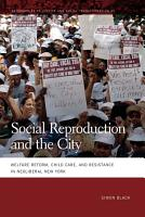 Social Reproduction and the City PDF