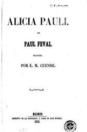 Alicia Pauli
