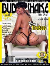 BUBBLE SHAKE MAGAZINE ISSUE #35