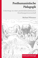 Posthumanistische P  dagogik PDF