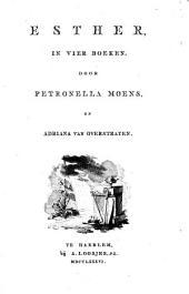 Esther, in vier boeken