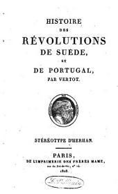 Histoire des révolutions de Suède et de Portugal