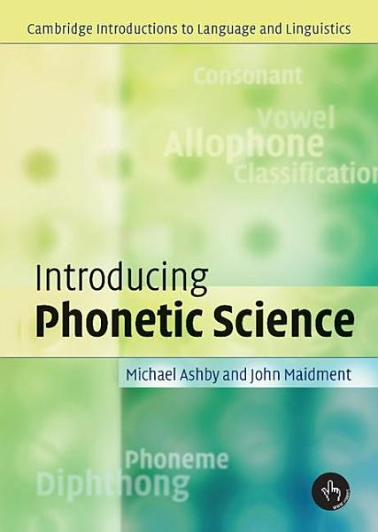 Download Introducing Phonetic Science Book