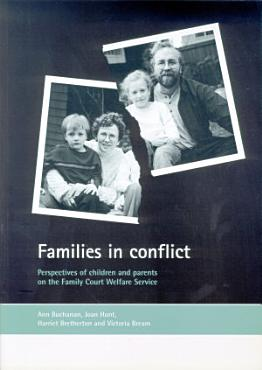 Families in Conflict PDF