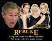 Rebuke: What, When, and How