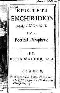 Enchiridion Book